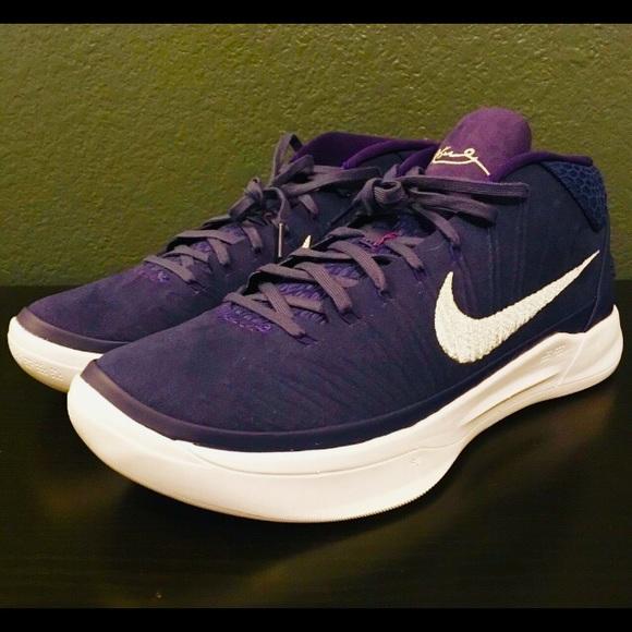 sale retailer 1fa14 fc57e Kobe ad tb promo My Posh Closet t Nike shoes Athletic